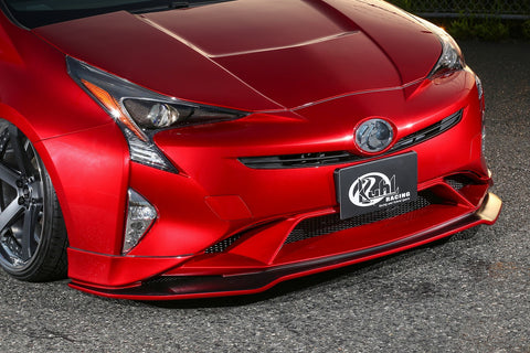 FRONT LIP SPOILER SG-TYPE (PRIUS 50R-SS BODY KIT)