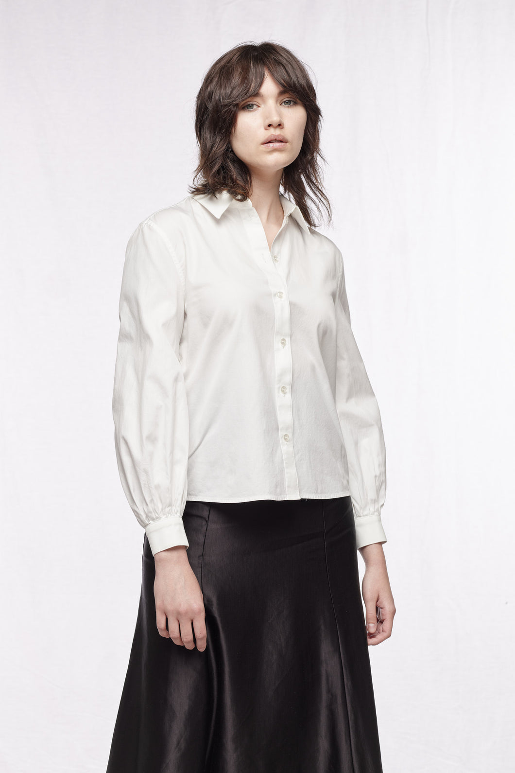 CATHERINE SHIRT - White