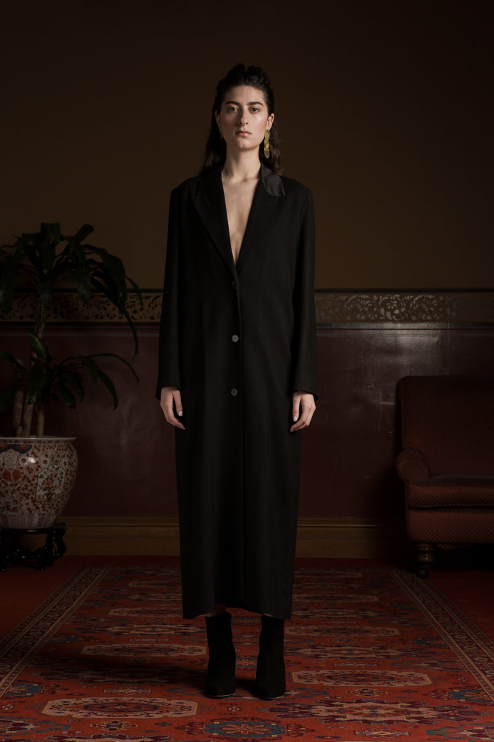 HEATHCLIFF JACKET DRESS