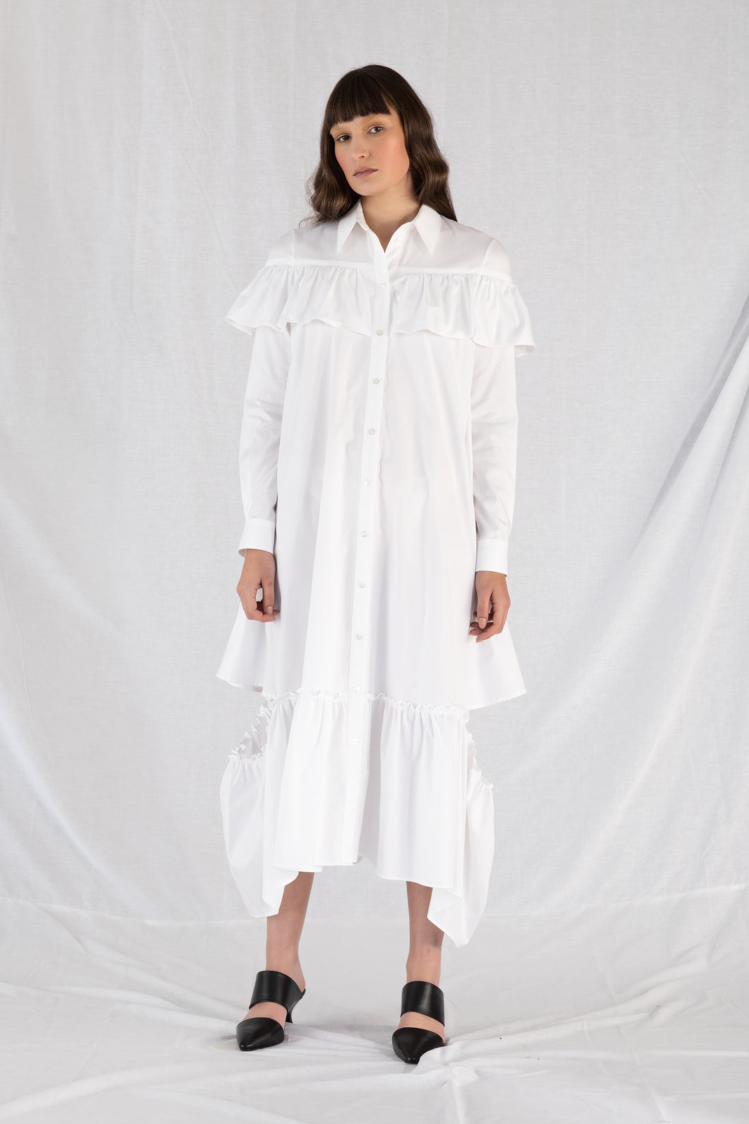 DEVOTION SHIRT DRESS
