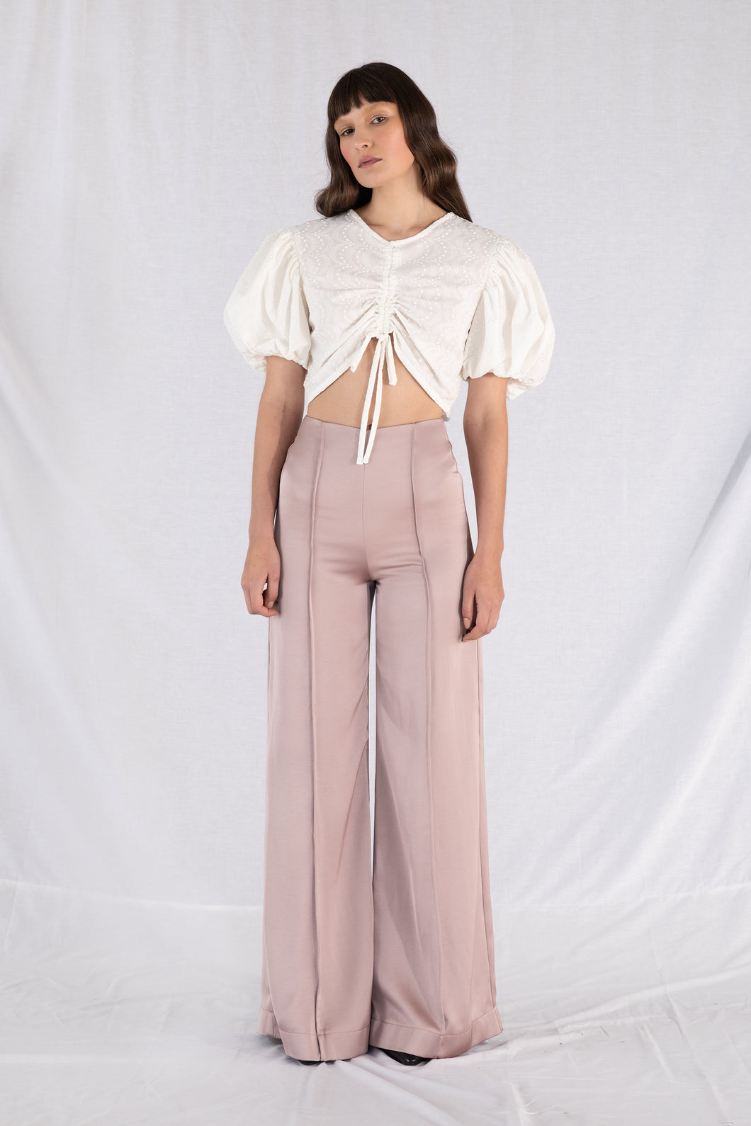 LOVERS TOP - Ivory