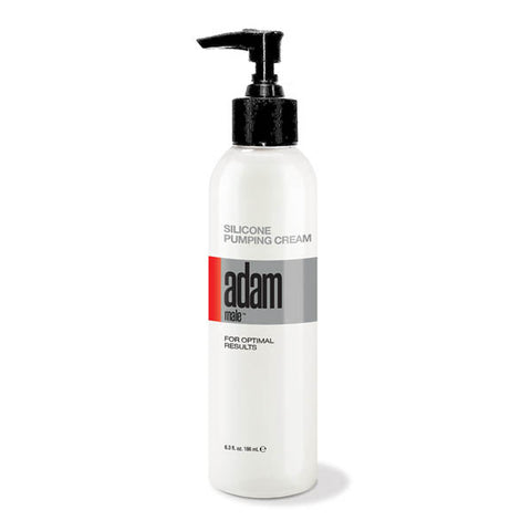 Adam Male Silicone Pumping Cream