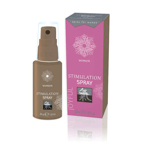 SHIATSU Stimulation Spray