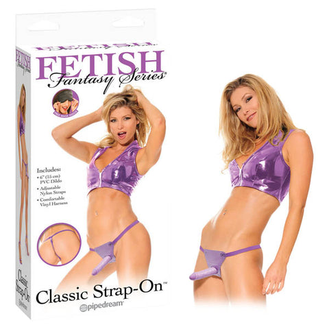 Fetish Fantasy Series Classic Strap-On