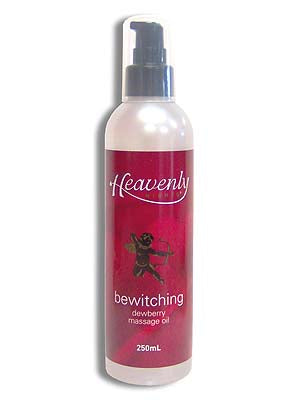 Heavenly Nights Massage Oil