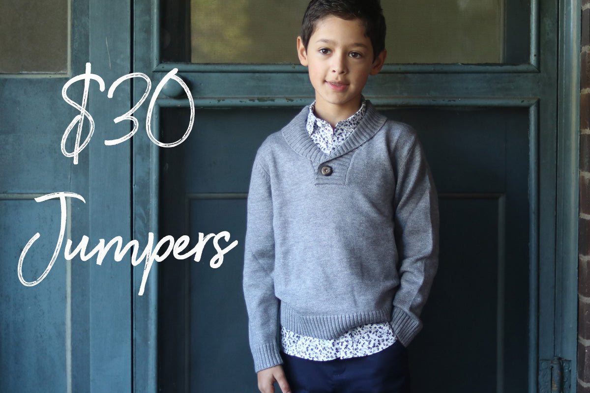 $30 Jumpers