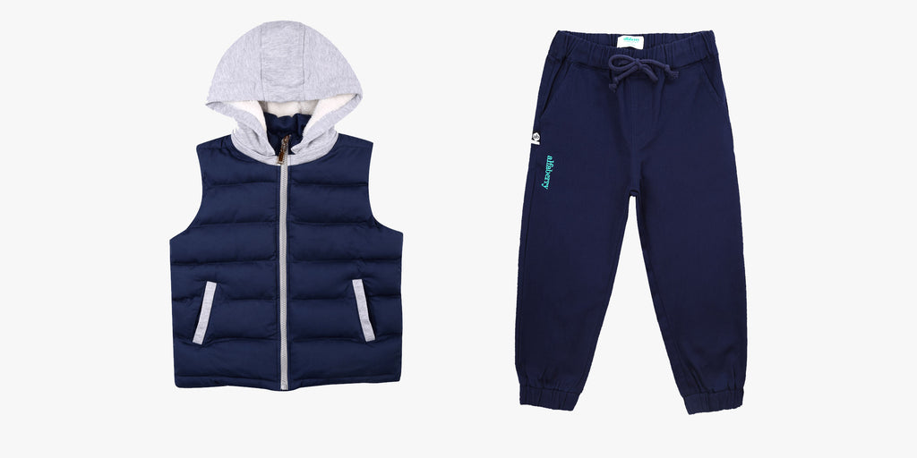 See Puff Vest Outfit Bundle