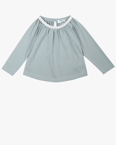 Flutter Top in Teal