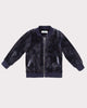 Brand New Day Velvet Bomber Front