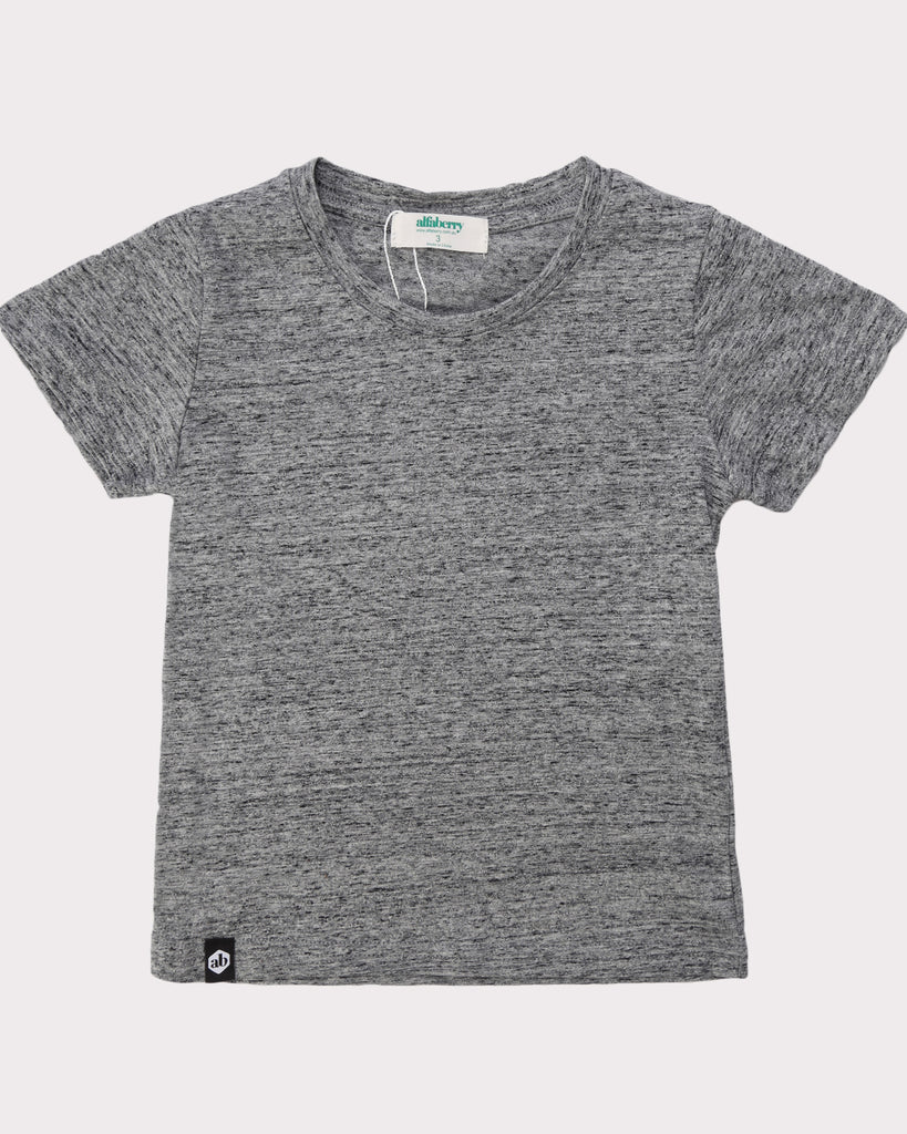 Buddy Tee Grey Front