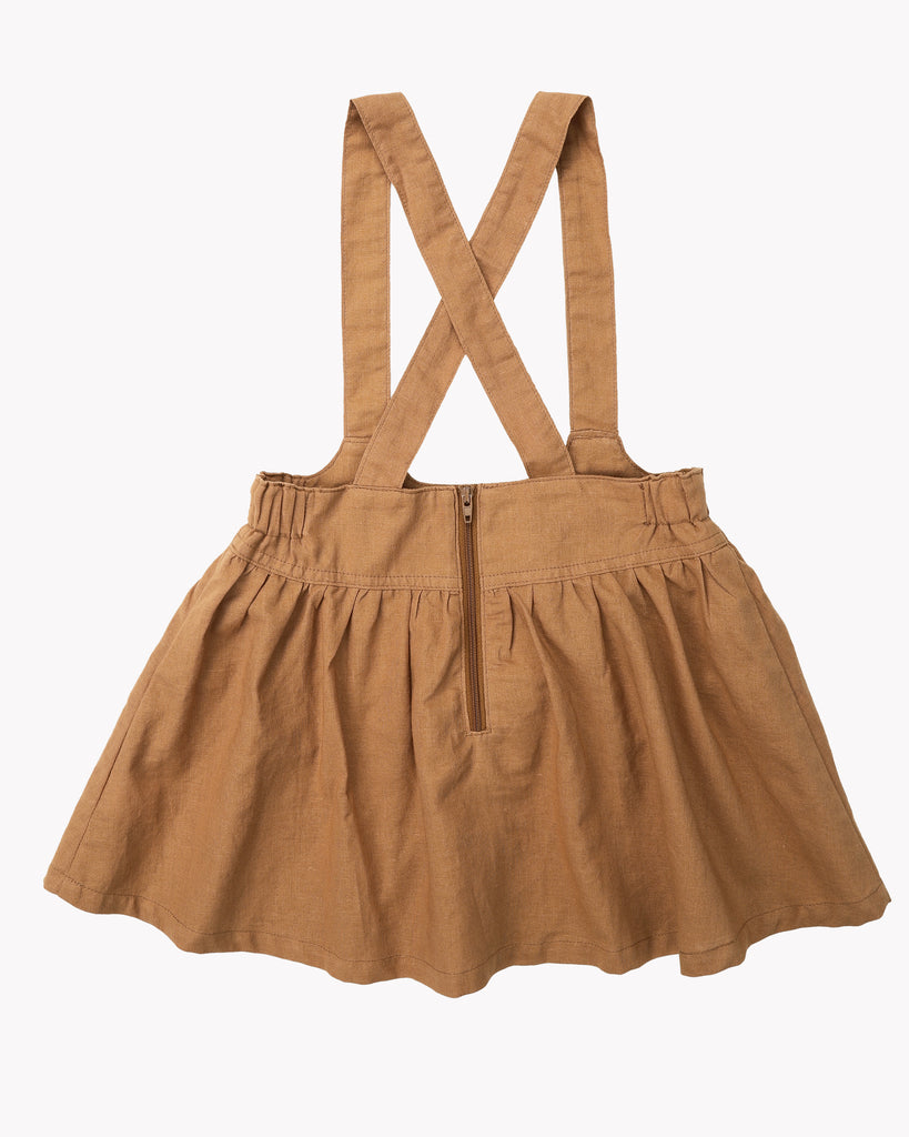 Pinafore In Earth Back