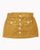 Sunset Cordury Skirt In Mustard