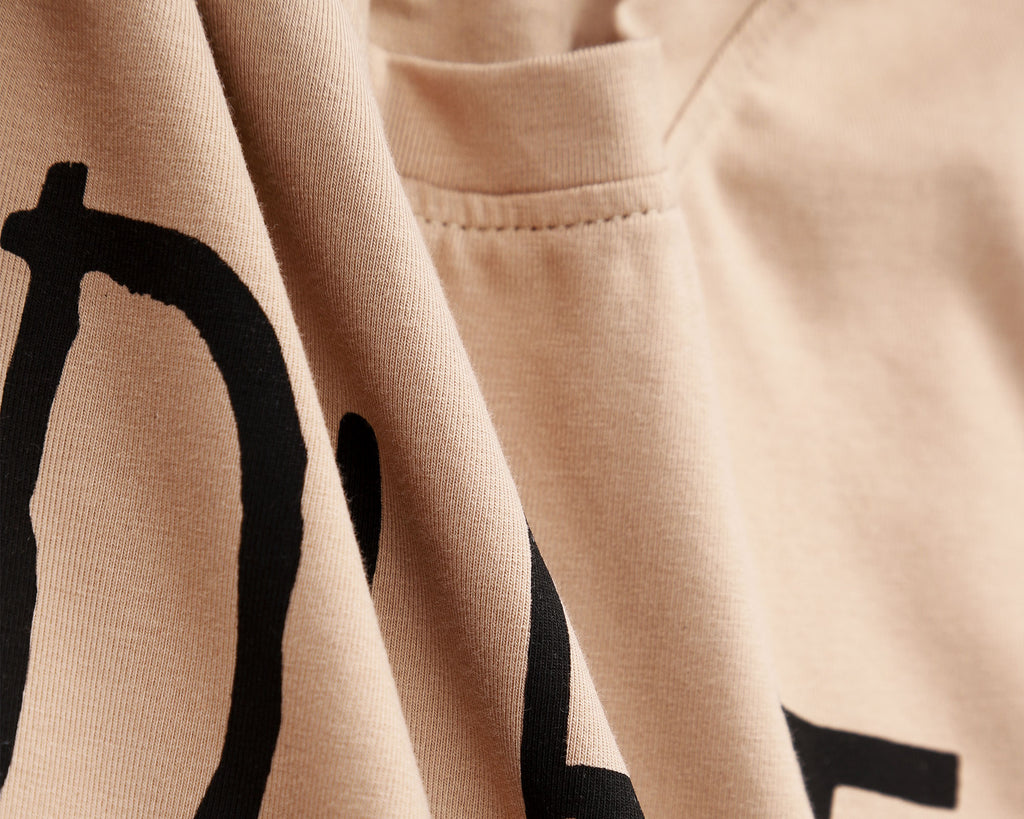 Dirt Tee In Earth Detail