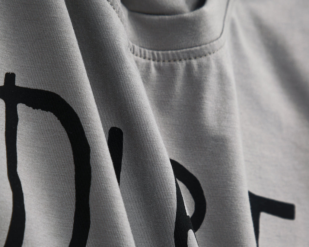 Dirt Tee In Steel Detail