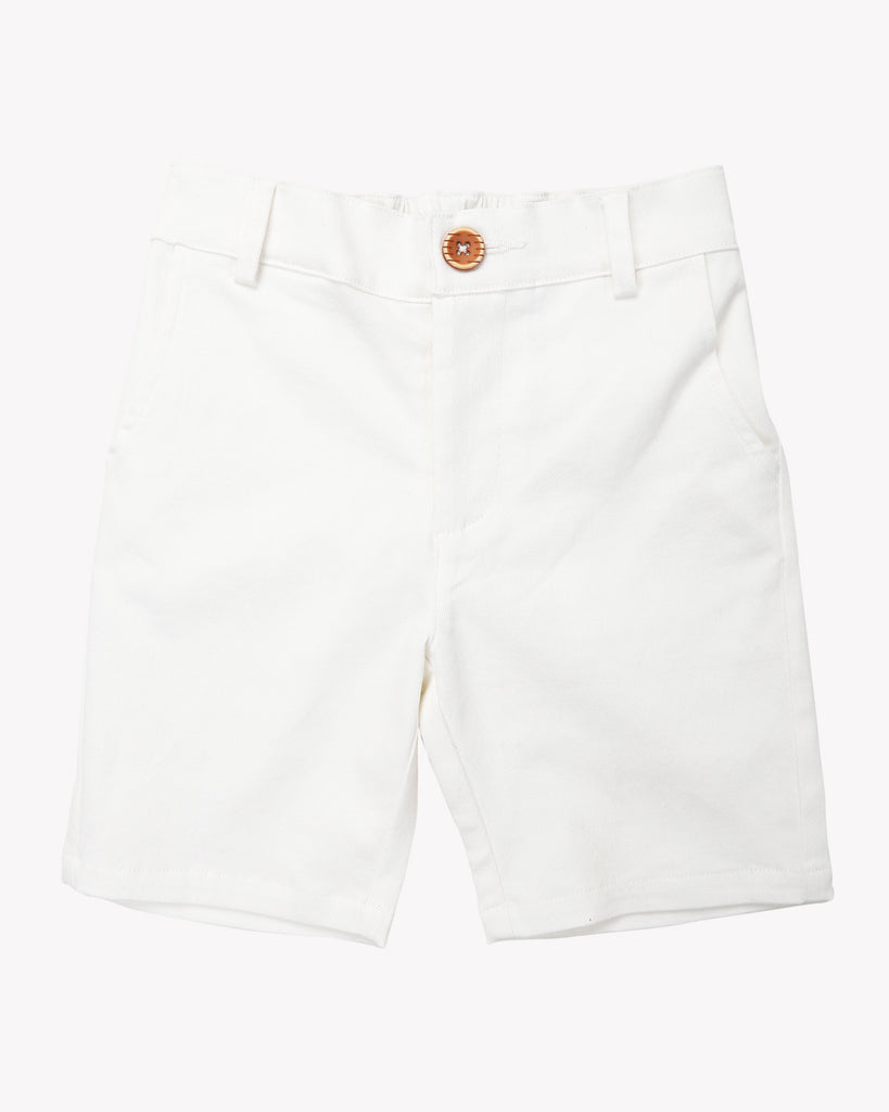 Paddington Chino In White Front