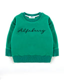 Alfaberry Signature Jumper in Green Front