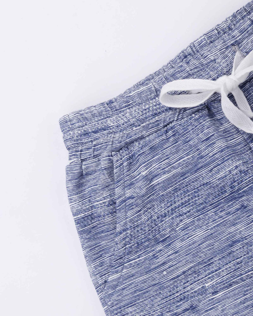 Breakaway Short in Blue detail