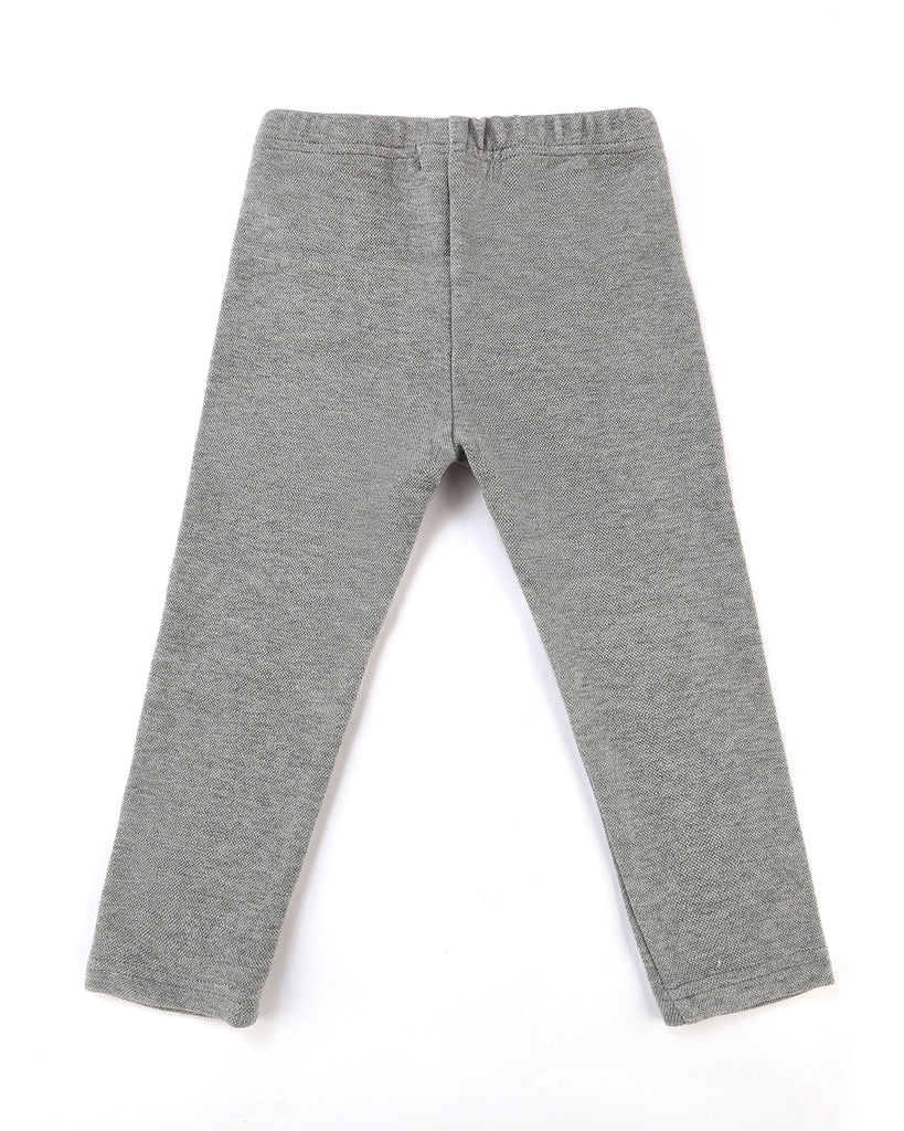 City Leggings in Grey Back