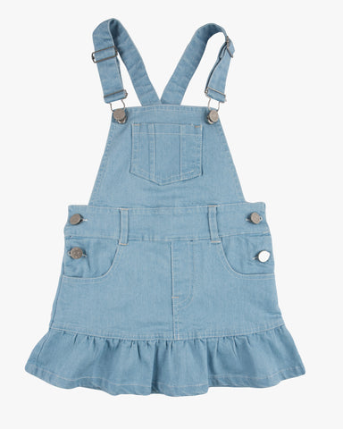 Dungaree Sweet Heart Dress
