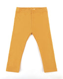 Here to stay Leggings in Mustard Front