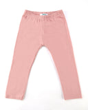 Here to stay Leggings In Pink Front