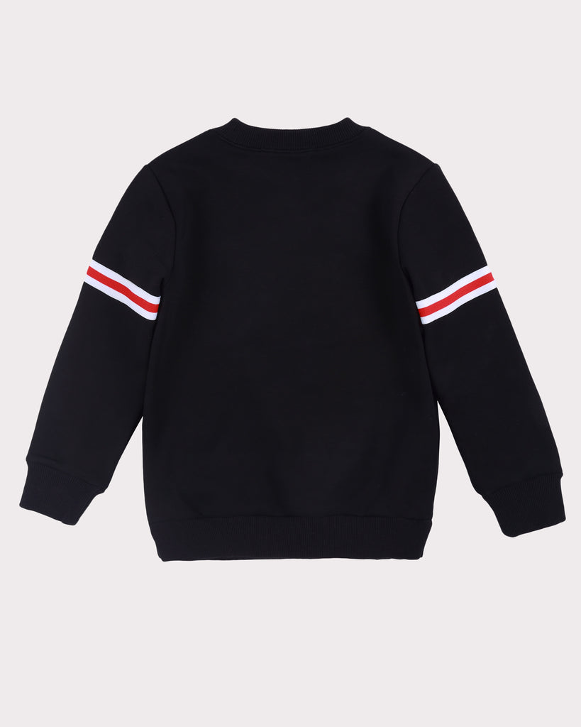 Lah-Lah Jumper Black back