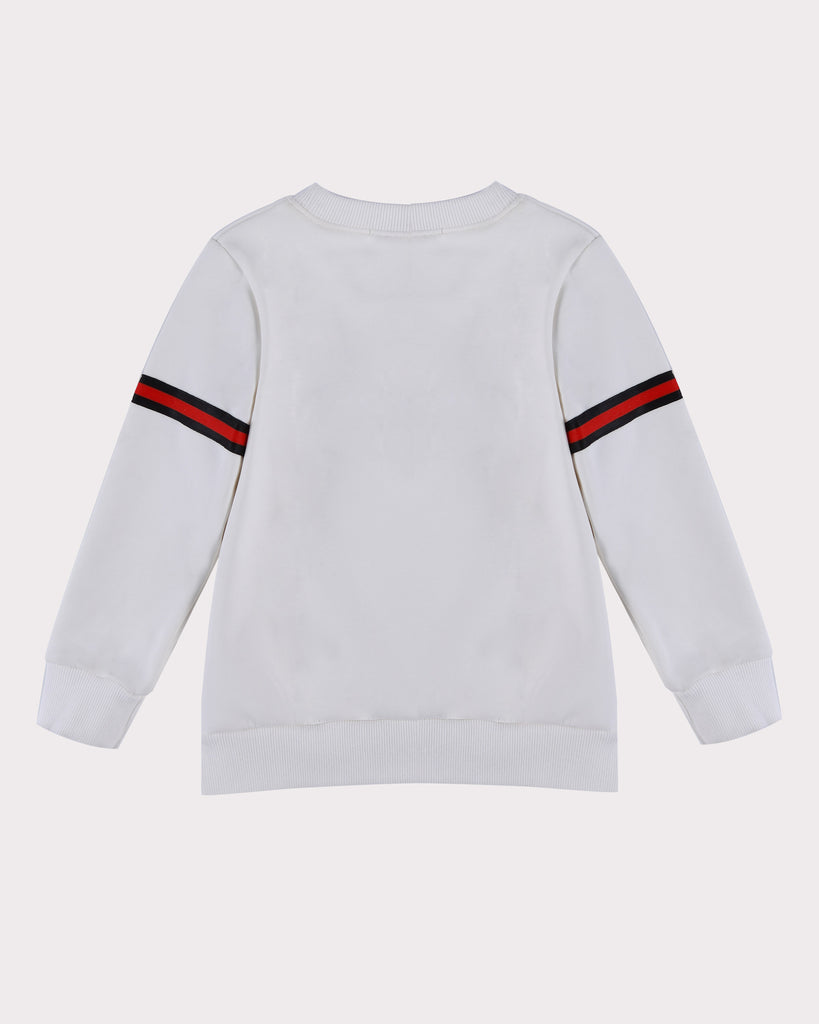 Lah-Lah Jumper White Back