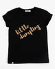 Little Dumpling Tee black