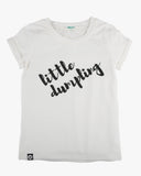 Little Dumpling Tee white