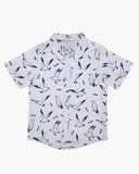 Seagulls Button-Up Shirt Front