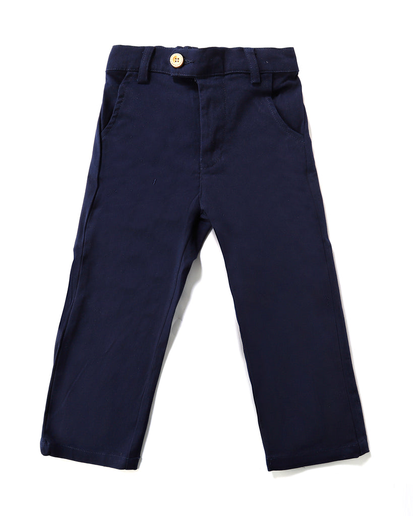 Signature Chino in Navy Front