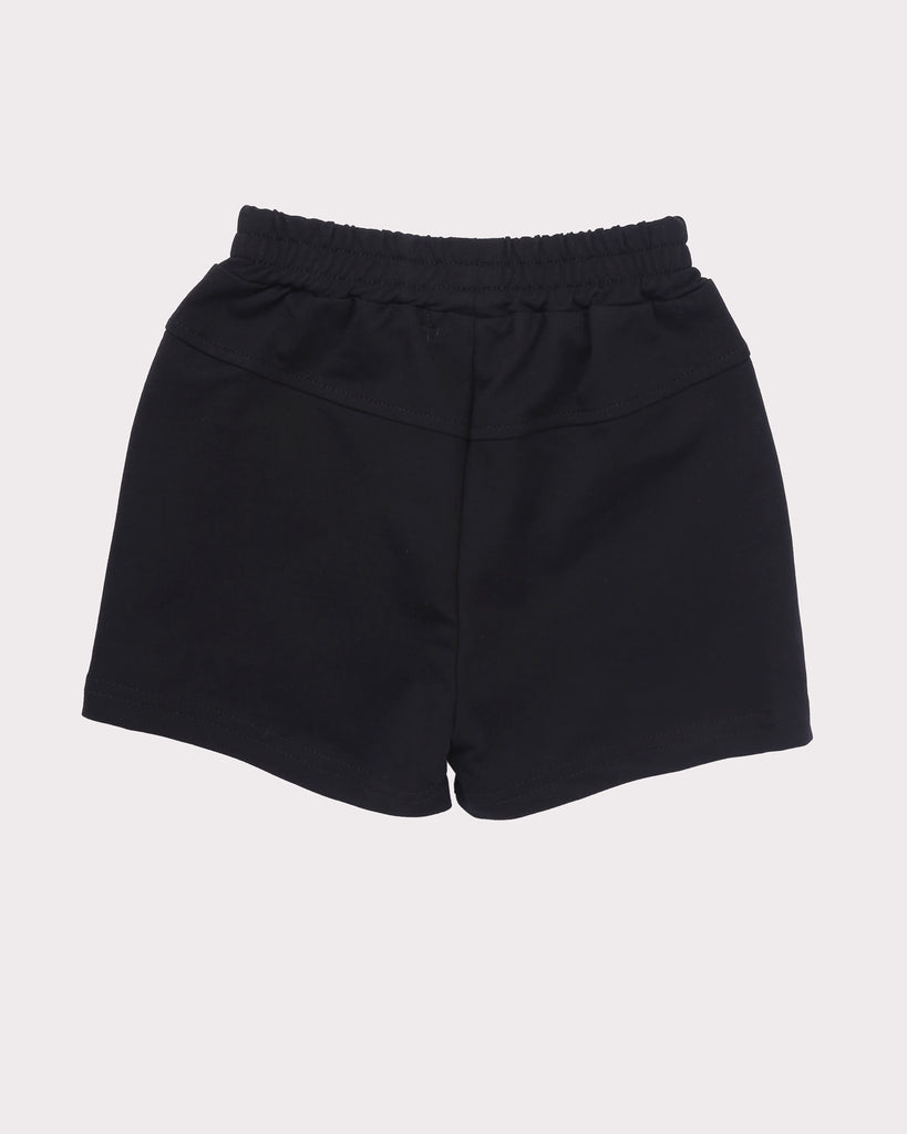 Piping Short in Black