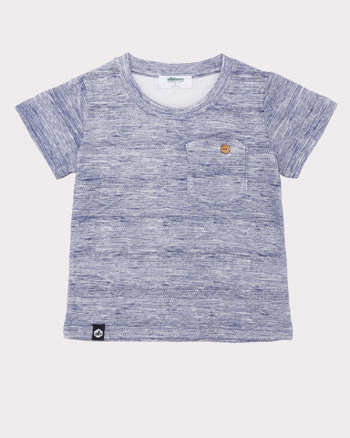 Dirt Tee in Chalk