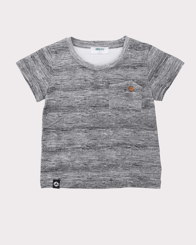 Textured Tee Twin Pack