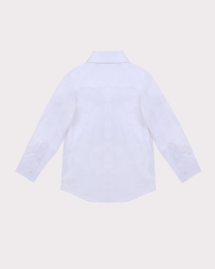 Classic Long Sleeve Shirt Back