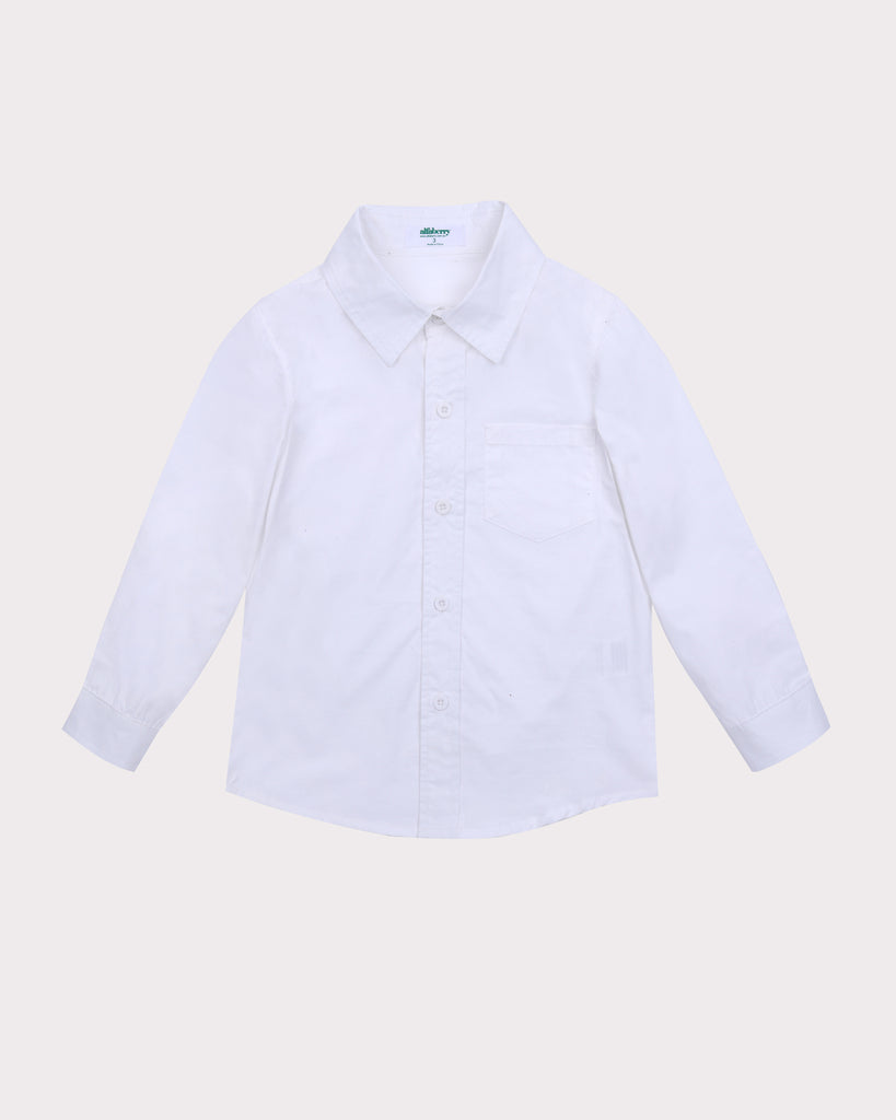 Classic Long Sleeve Shirt Front