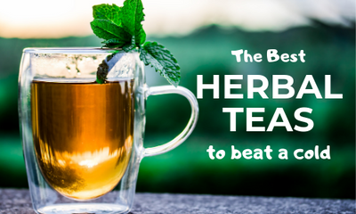 Best Herbal Tea for Colds (and How to Make Them)
