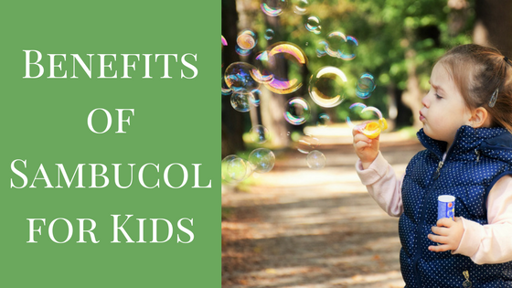 benefits of sambucol for kids