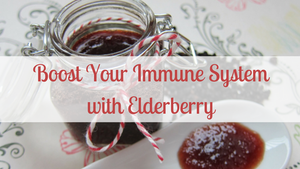 Boost Your Immune System with Elderberry