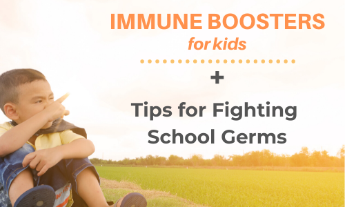 Best Immune Booster Supplements for Kids