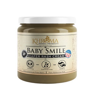 Baby Smile - Organic Diaper Rash Cream