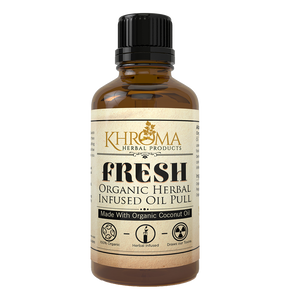 FRESH - Organic Herbal Infused Oil Pull