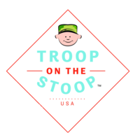 Troop on the Stoop