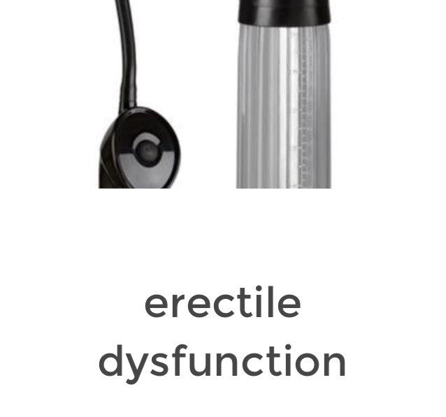 Erectile Dysfunction: Signs & Symptoms