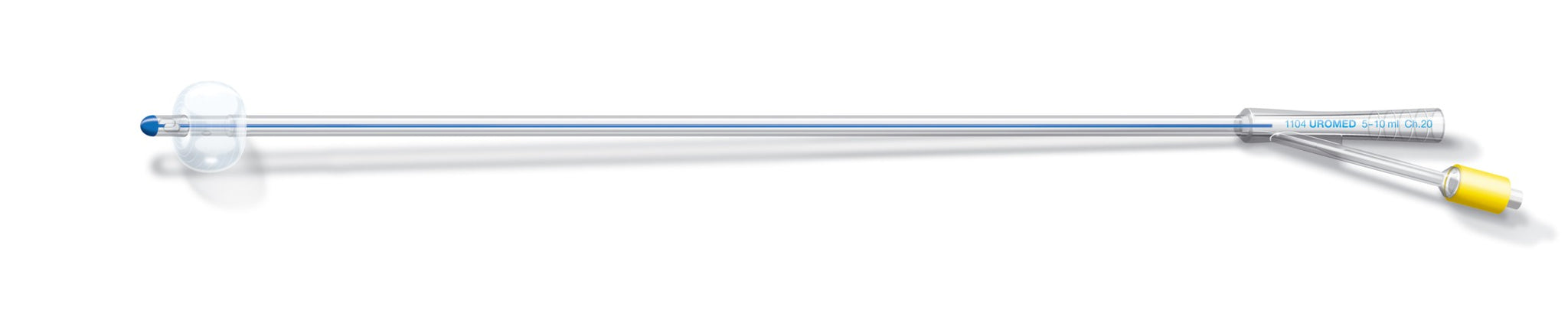 Prosil 2-Way Foley Catheter