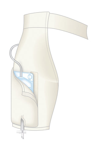 One-Leg-Holder for CYSTOBAG®