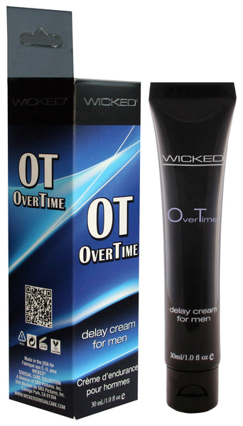 Wicked® OverTime Delay Cream