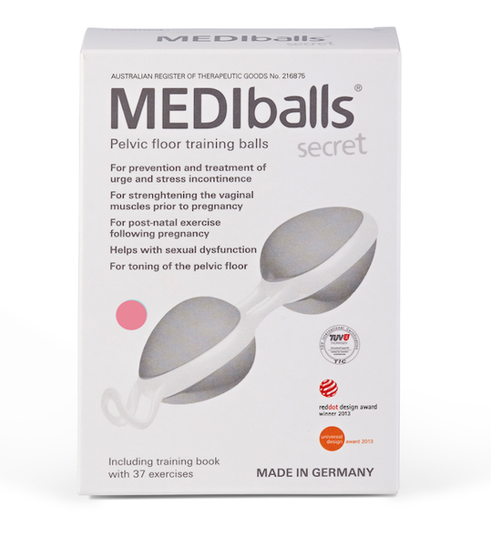 MEDIballs Double Kegel Set