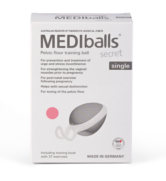 MEDIballs Single