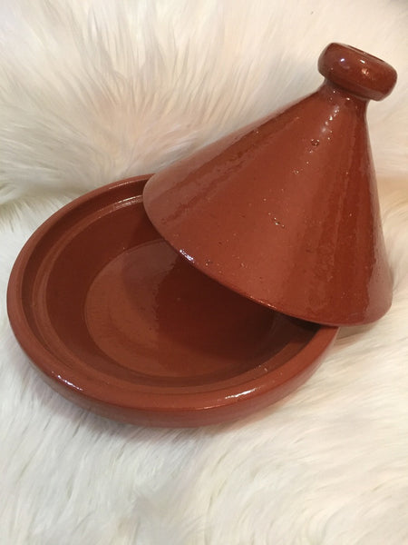 """L'arobia"" Clay Cooking Tagine - Small"
